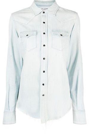 Saint Laurent Denim shirt
