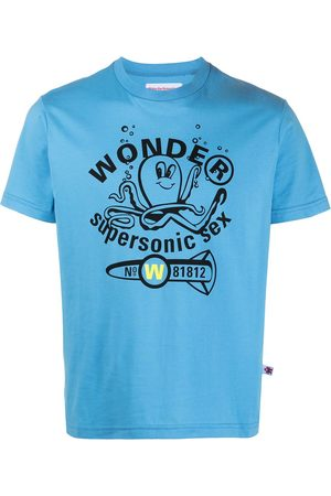 WALTER VAN BEIRENDONCK Homem T-shirts & Manga Curta - Supersonic Sex T-shirt