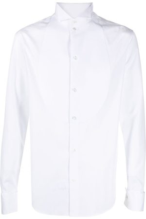 Emporio Armani Button-down fitted shirt