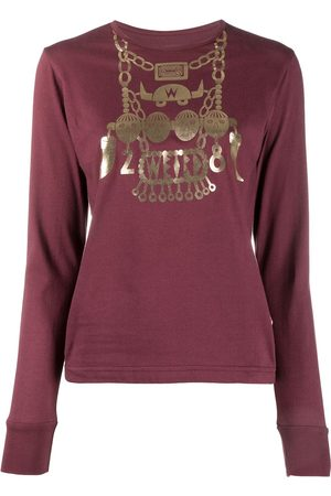 WALTER VAN BEIRENDONCK Headhunter long-sleeved T-shirt