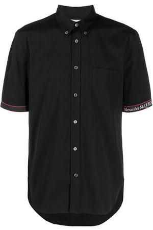 Alexander McQueen Short-sleeve shirt