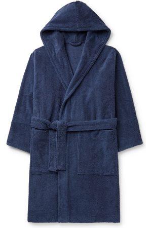 Tekla Homem Roupões de Banho - Organic Cotton-Terry Hooded Robe