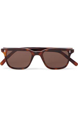 Cubitts Homem Óculos de Sol - Weston Square-Frame Acetate Sunglasses