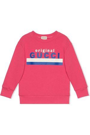 Gucci Logo-print sweatshirt