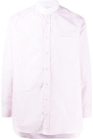 MACKINTOSH Mandarin-collar buttoned shirt