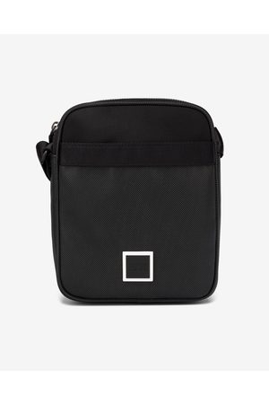HUGO BOSS Pixel Cross body bag Black