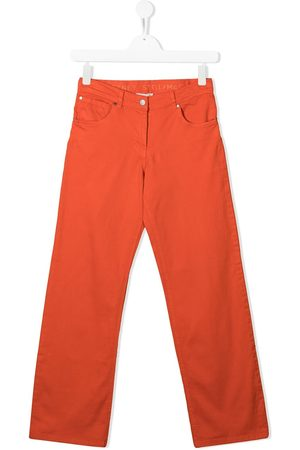 Stella McCartney Straight-leg denim jeans