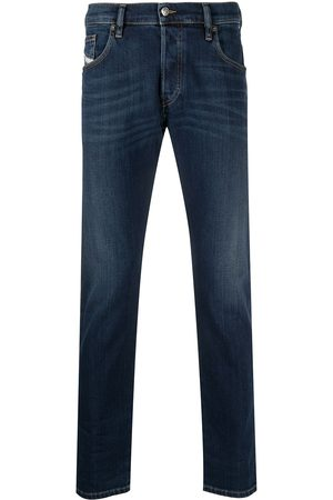 Diesel Slim-cut dark wash jeans