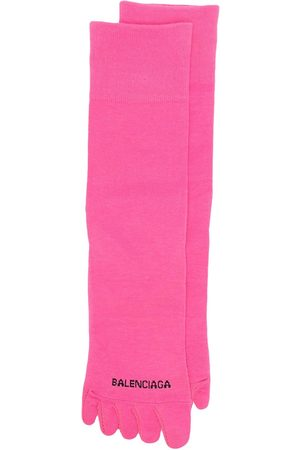 Balenciaga Five-toe logo socks