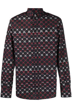 Dolce & Gabbana Polka dot cotton shirt