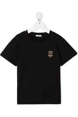 Dolce & Gabbana Logo print short-sleeved T-shirt