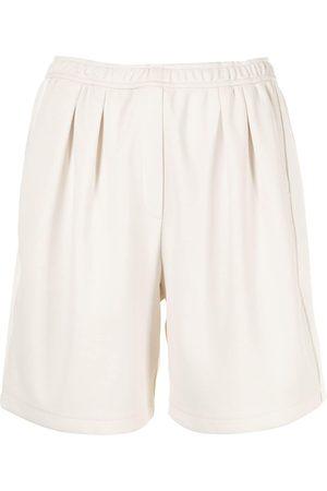GOODIOUS Side stripe bermuda shorts