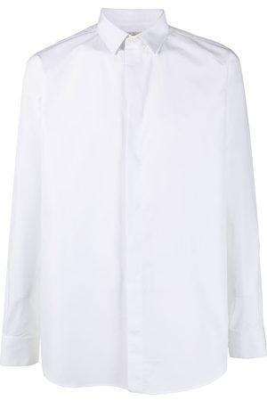 Saint Laurent Poplin long-sleeve shirt