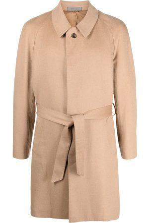 Corneliani Homem Gravatas - Textured style tie waist coat