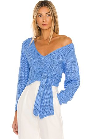 ATOIR Perfect Game Knit Sweater in - Blue. Size L (also in XS).