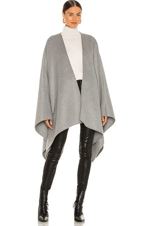 L'Academie Maeve Cape in - Grey. Size L (also in M, S, XL, XS, XXS).