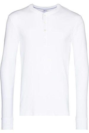 Schiesser Karl-Heinz buttoned T-shirt