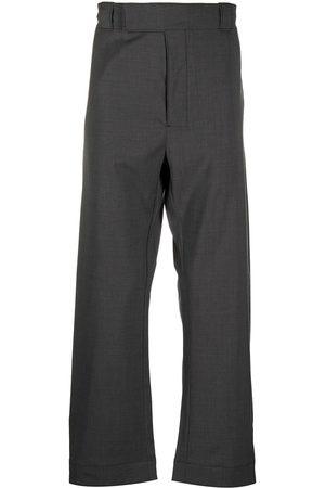 Prada Straight-leg wool trousers