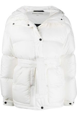 Perfect Moment Belted padded ski jacket