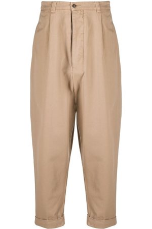 Ami Cropped chino trousers