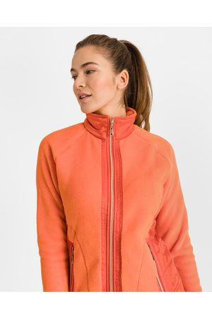 TRIMM Senhora Camisolas sem capuz - Flowers Sweatshirt Orange