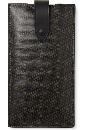 Métier From Dusk Till Dawn Printed Leather Sunglasses Case