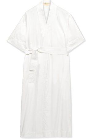 Cleverly Laundry Homem Roupões de Banho - Cotton Robe