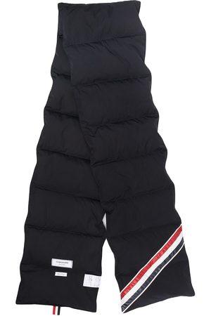 Thom Browne Homem Cachecóis & Echarpes - RWB stripe padded scarf