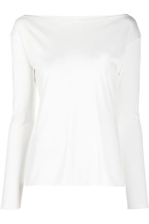 Emilio Pucci Boatneck long-sleeve top