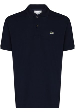 Lacoste Homem Formal - Logo-appliqué polo shirt
