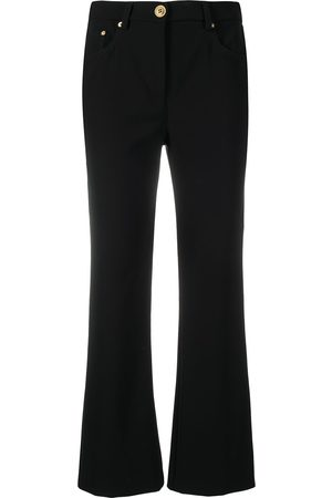 Moschino Mid-rise bootcut jeans