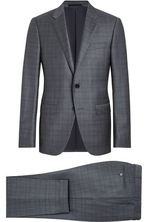 Ermenegildo Zegna Homem Fatos - Trofeo wool Milano two-piece suit