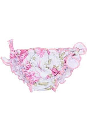 MONNALISA Ruffled bikini bottoms