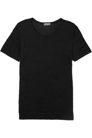 Zimmerli Homem T-shirts & Manga Curta - Royal Classic Cotton T-Shirt
