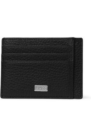 HUGO BOSS Homem Bolsas & Carteiras - Crosstown Full-Grain Leather Cardholder