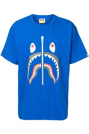 A BATHING APE® Shark short sleeved T-shirt