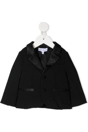 Emporio Armani Bebé Blazers - Single-breasted tuxedo jacket