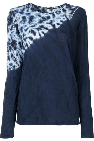 Proenza Schouler Tie-dye long-sleeve T-shirt