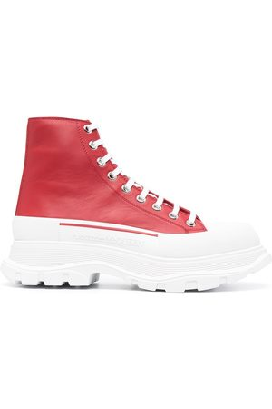 Alexander McQueen Homem Ténis - Chunky lace-up sneakers