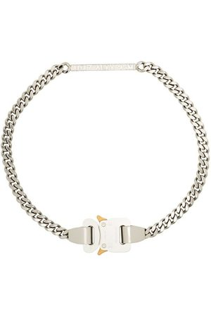 1017 ALYX 9SM Buckled chain-link necklace