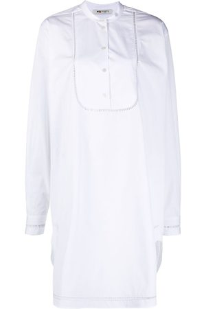 Ports 1961 Open-work tunic shirt