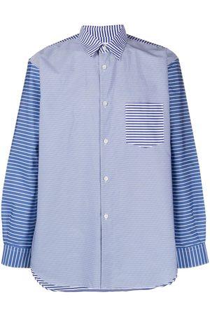 Comme des Garçons Multi-stripe printed shirt