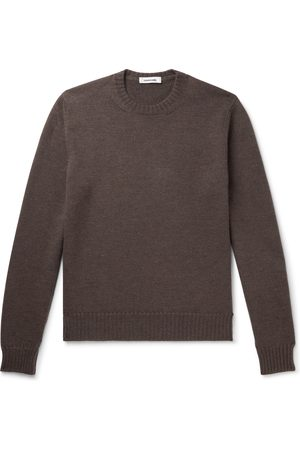 Saman Amel Slim-Fit Merino Wool Sweater