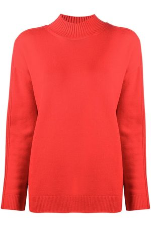 MONSE Senhora Camisolas - Shoulder-flap knit jumper