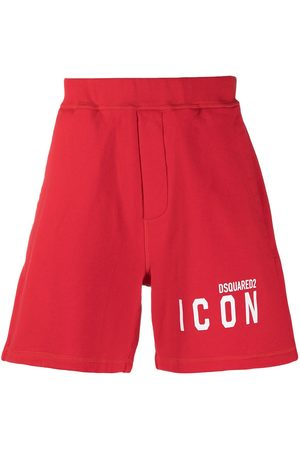Dsquared2 Icon print shorts