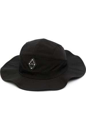 A-cold-wall* Logo plaque sun hat