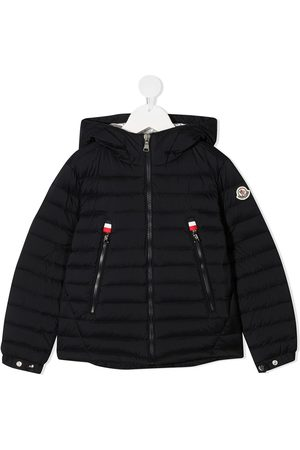 Moncler Sill hooded down-padded jacket