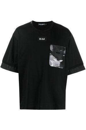 Dolce & Gabbana Layered detail T-shirt