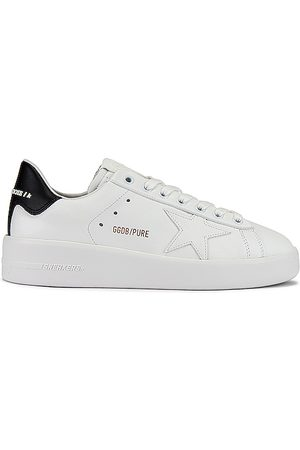 Golden Goose Pure Star Sneaker in - White. Size 35 (also in 36, 37, 38, 39, 40).