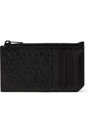 Saint Laurent Homem Bolsas & Carteiras - Monogram-Debossed Leather Cardholder